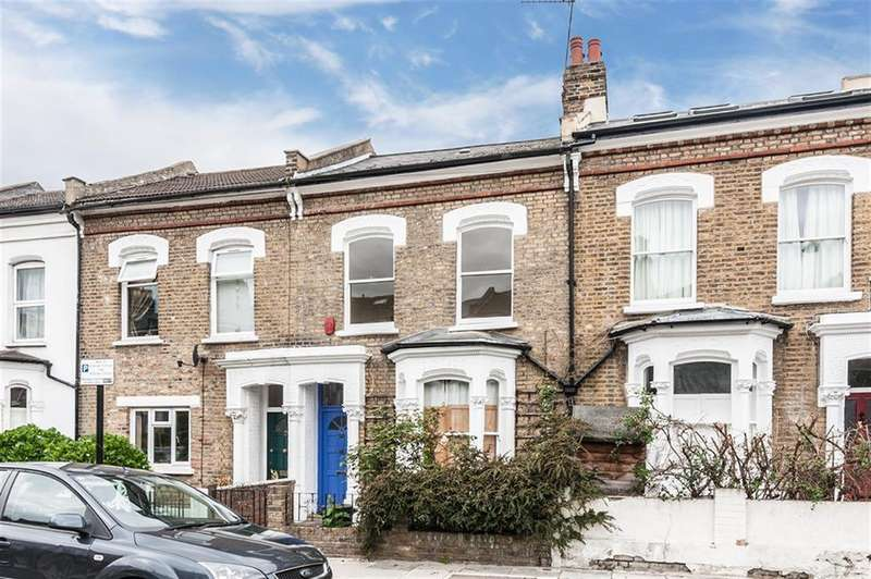 3 Bedrooms Terraced House for sale in Chesholm Road, London, N16