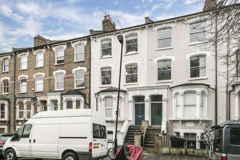 1 Bedroom Flat for sale in Vartry Road, London, N15