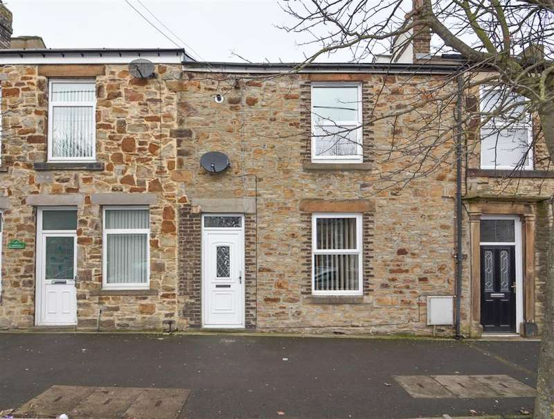 3 Bedrooms Terraced House for sale in Sherburn Terrace, Consett, DH8 6ND