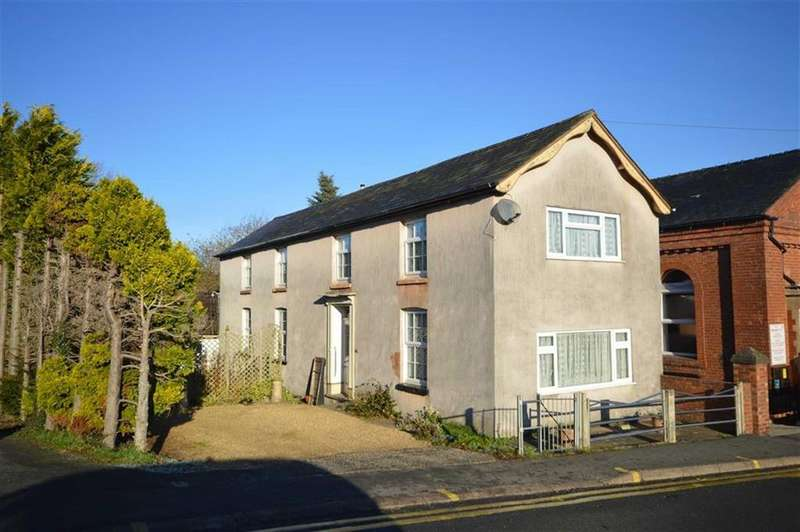 4 Bedrooms Detached House for sale in 22, New Road, Bromyard, Herefordshire, HR7