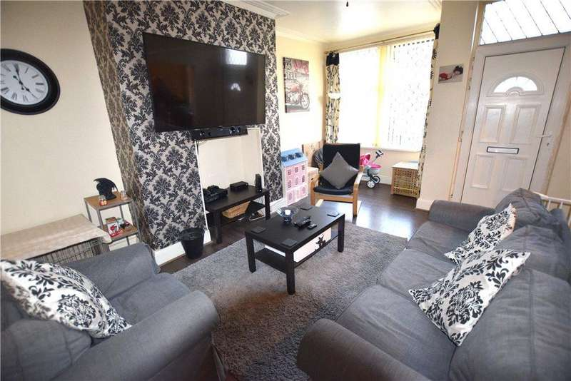 2 Bedrooms Terraced House for sale in Gilpin Terrace, Leeds, West Yorkshire