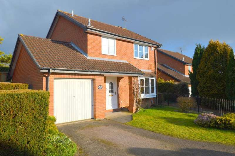 3 Bedrooms Detached House for sale in Catesby Green, Luton, LU3 4DR