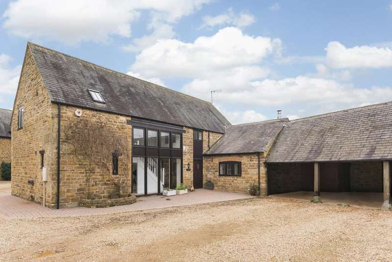 4 Bedrooms Barn Conversion Character Property for sale in Lower Brailes, Banbury