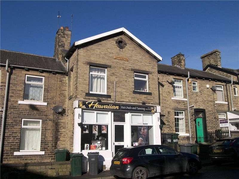 2 Bedrooms House for sale in Huddersfield Road, Wyke, Bradford, West Yorkshire