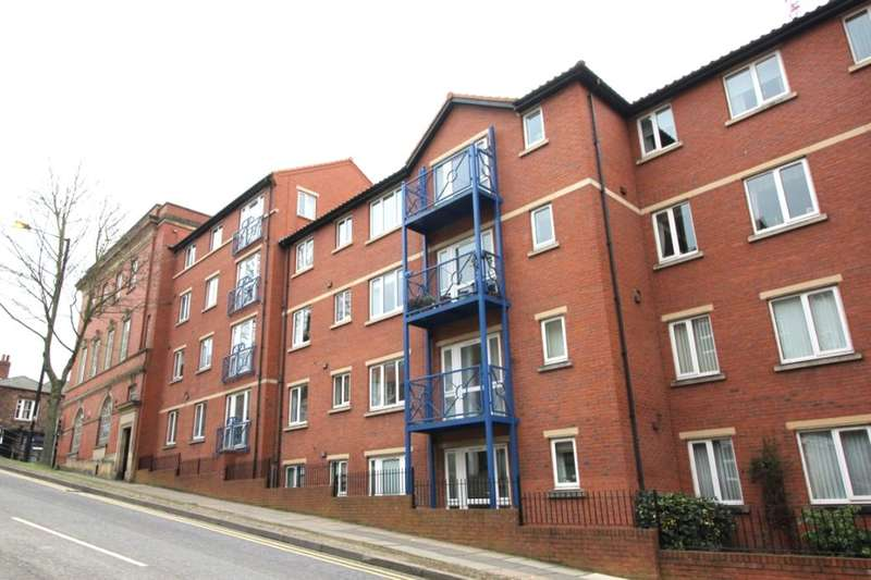 1 Bedroom Flat for sale in Claypath Court, Durham, DH1