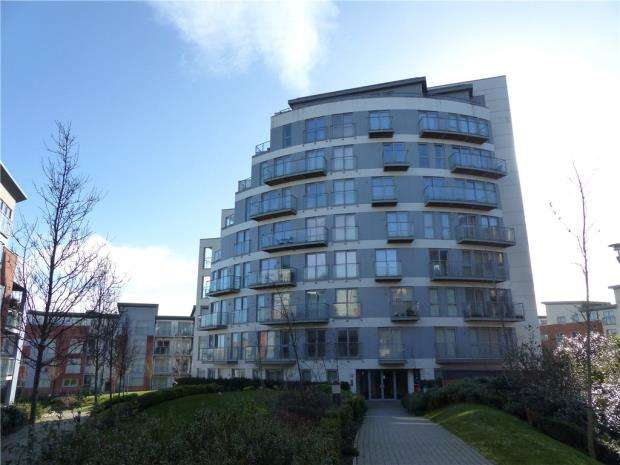 2 Bedrooms Apartment Flat for rent in Opus House, Charrington Place