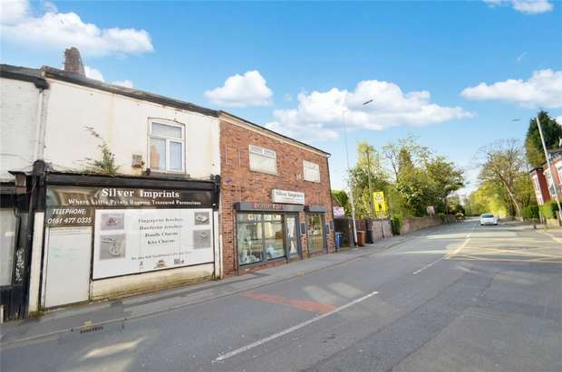 Commercial Property for sale in Bramhall Lane, Davenport, Stockport, Cheshire