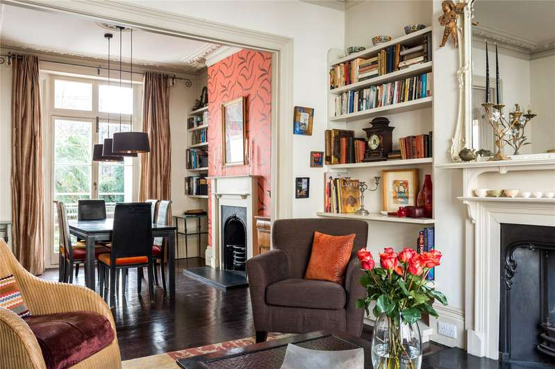 3 Bedrooms Terraced House for sale in Fitzroy Road, Primrose Hill, London, NW1