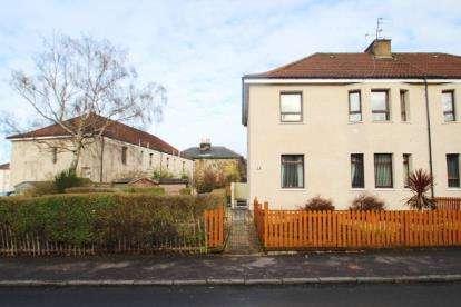 1 Bedroom Flat for sale in Brabloch Crescent, Paisley, Renfrewshire
