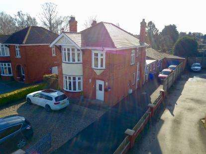 5 Bedrooms Detached House for sale in Station Road, Kirton, Boston, Lincolnshire