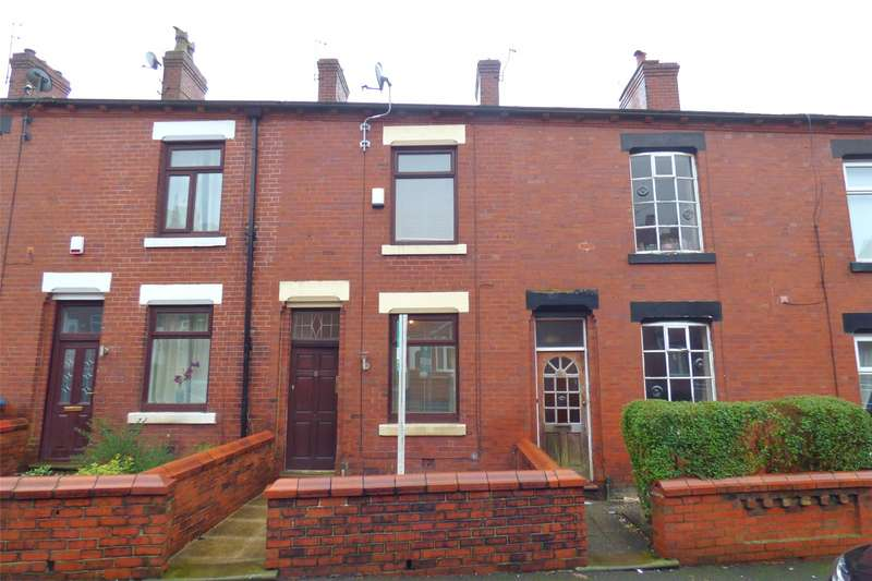 2 Bedrooms Terraced House for sale in Alva Road, Watersheddings, Oldham, Greater Manchester, OL4
