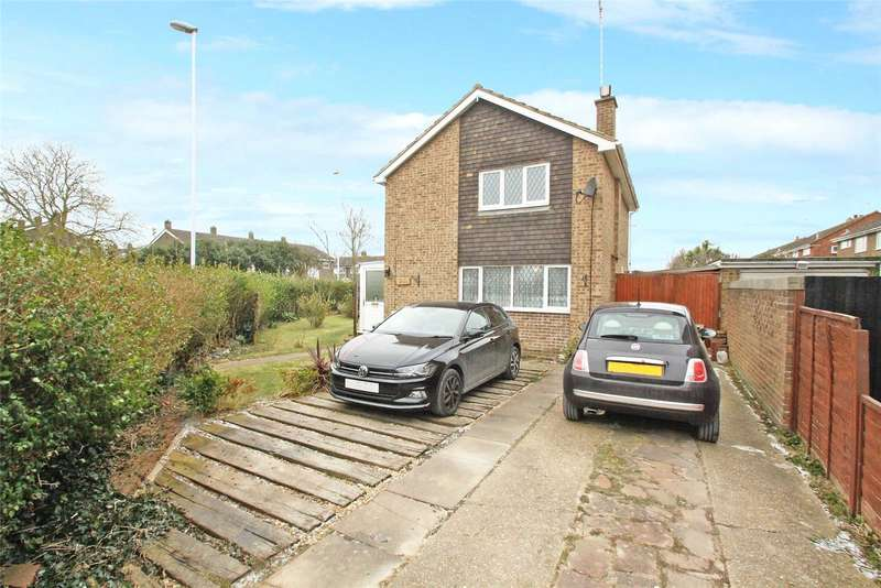 3 Bedrooms Detached House for sale in Boxgrove, Worthing, West Sussex, BN12