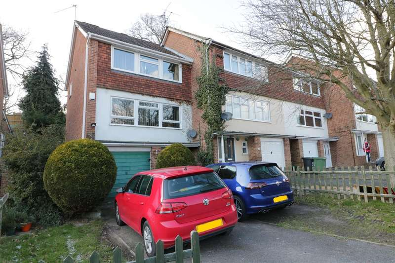 3 Bedrooms End Of Terrace House for sale in Starlings Drive, Tilehurst, Reading