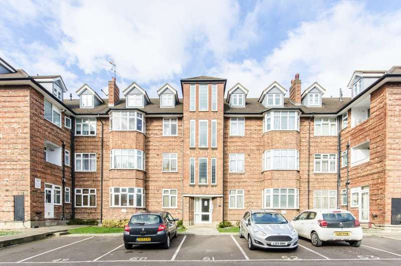 2 Bedrooms Flat for sale in Oakleigh Road North, Whetstone, N20