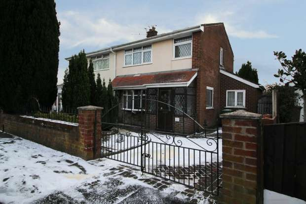 3 Bedrooms Semi Detached House for sale in Billinge Crescent, Saint Helens, Merseyside, WA11 9DQ