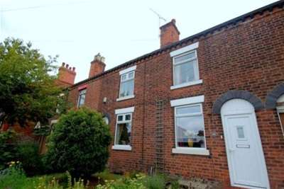 2 Bedrooms Terraced House for rent in Lawton Road, Alssager