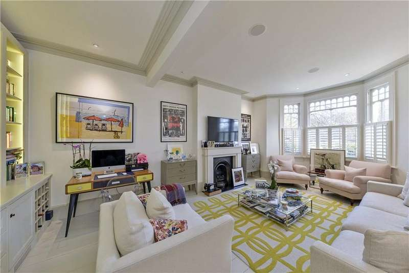 4 Bedrooms Terraced House for sale in Milman Road, Queen's Park, London, NW6
