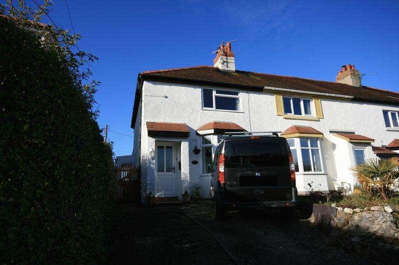2 Bedrooms End Of Terrace House for sale in Bryn Pydew Road, Llandudno Junction