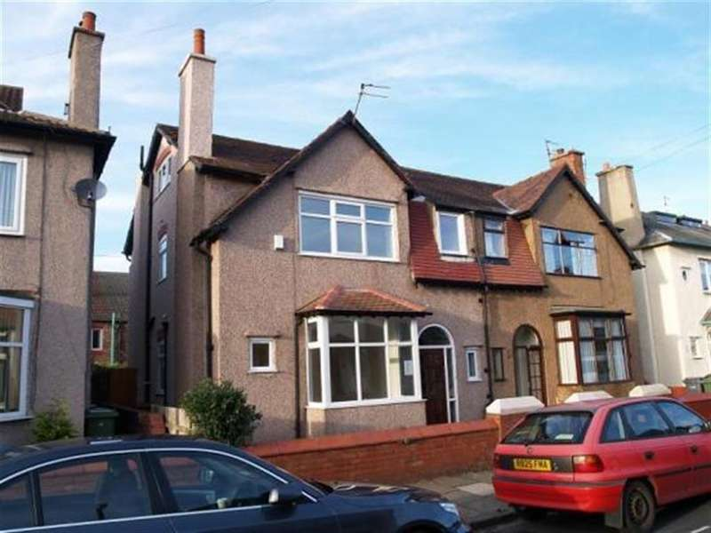 4 Bedrooms Semi Detached House for rent in Greasby Road, Wallasey, CH44 5RL