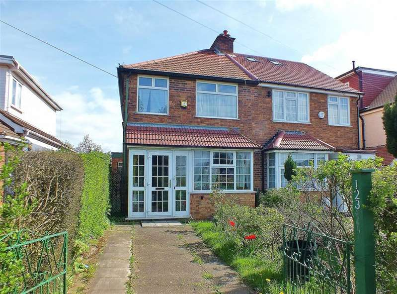 3 Bedrooms Semi Detached House for sale in Harlington Road, Uxbridge, UB8 3JA
