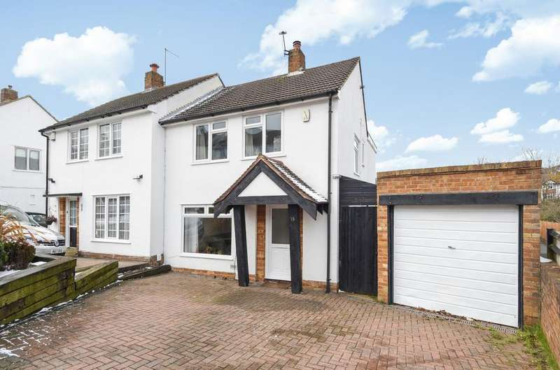 3 Bedrooms Semi Detached House for sale in Roseberry Gardens Orpington BR6