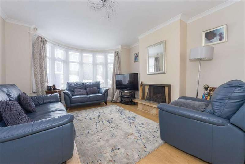 3 Bedrooms Semi Detached House for sale in Talbot Road, Luton