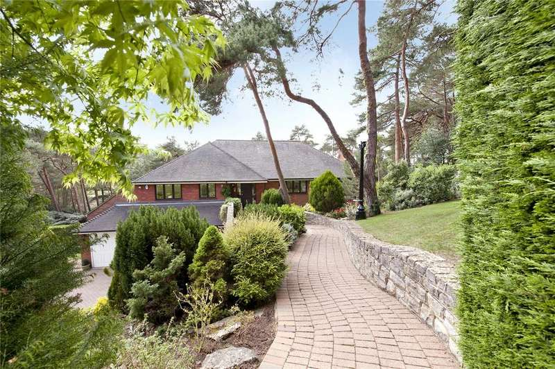 5 Bedrooms Detached House for sale in The Glen, Canford Cliffs, Poole, BH13