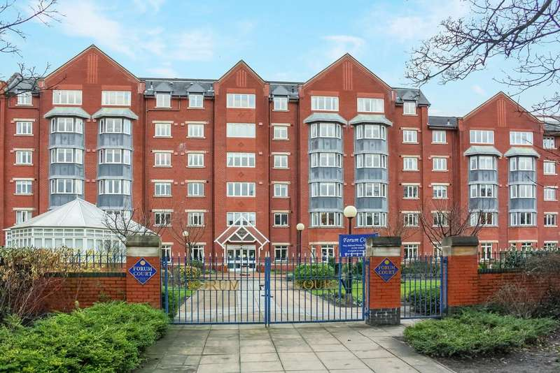 2 Bedrooms Retirement Property for sale in Forum Court, Lord Street, Southport