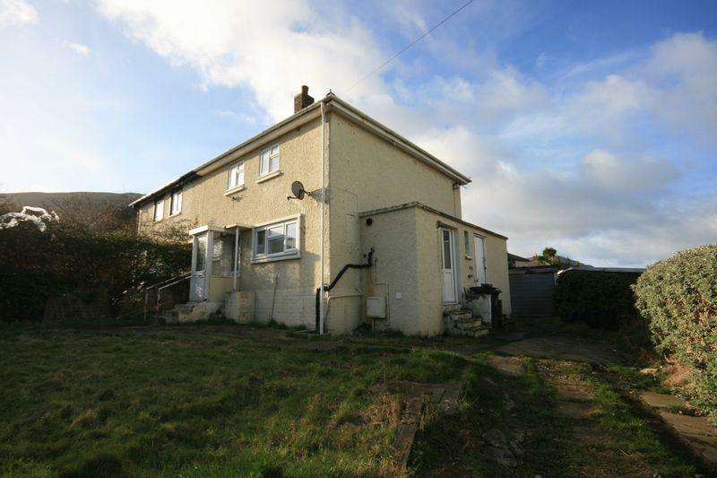 3 Bedrooms Semi Detached House for sale in Maes Y Llan, Dwygyfylchi