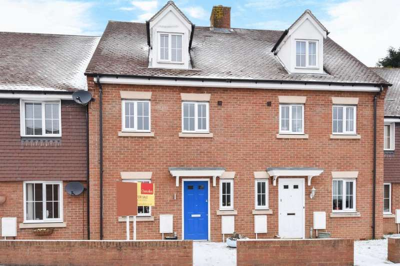 3 Bedrooms House for sale in Wootton Boars Hill, Oxford OX1, OX1