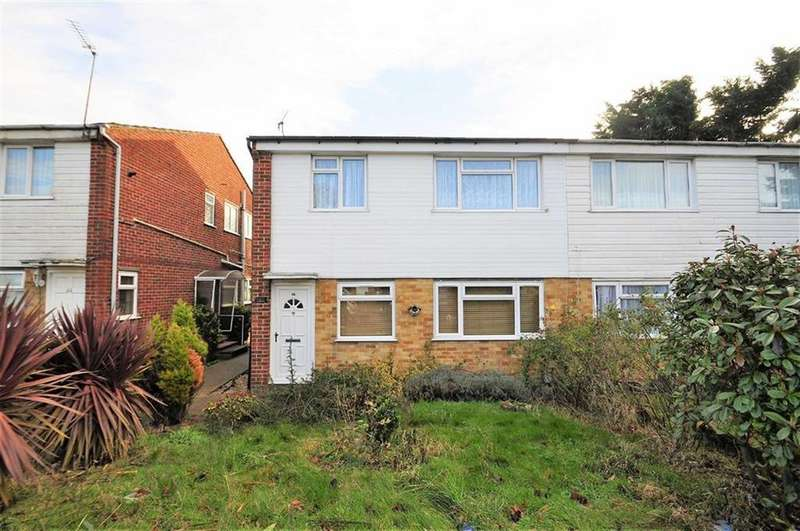 2 Bedrooms Maisonette Flat for sale in Milford Close, London