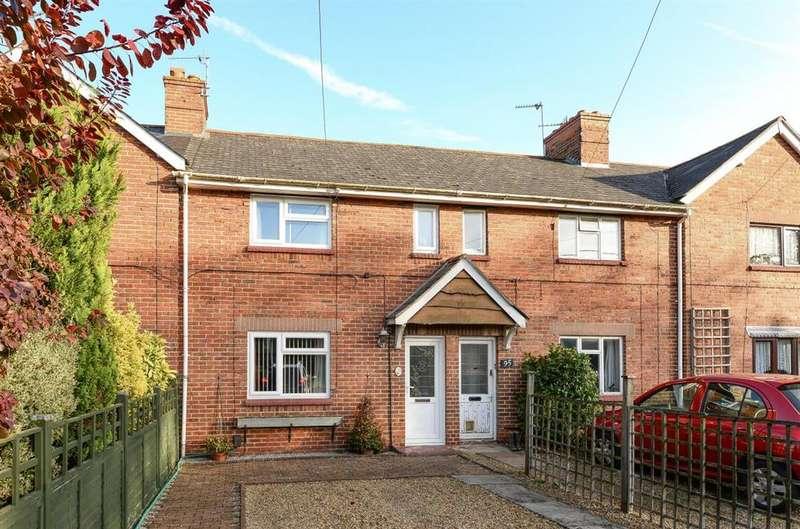 2 Bedrooms Terraced House for sale in Steventon Road, Drayton