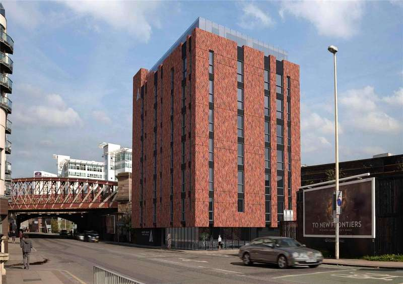1 Bedroom Flat for sale in Chapel Street, Manchester