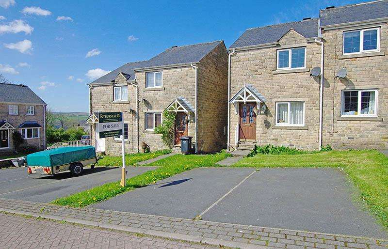 2 Bedrooms Semi Detached House for sale in Wadsworth, HEBDEN BRIDGE HX7