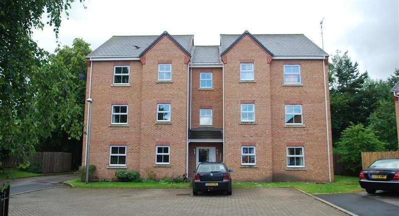2 Bedrooms Flat for sale in Hornsmill Way, Helsby, Frodsham