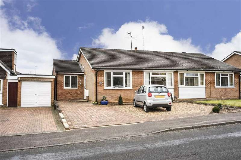 3 Bedrooms Semi Detached Bungalow for sale in Field Close, Harpenden, Hertfordshire