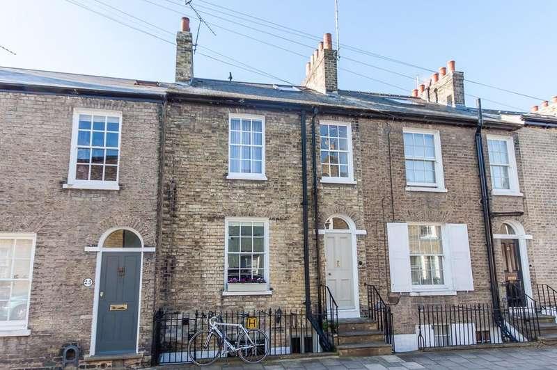 4 Bedrooms Terraced House for sale in Earl Street, Cambridge