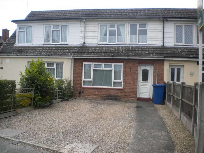 3 Bedrooms Town House for sale in Poplar Avenue, Burntwood, Staffs WS7
