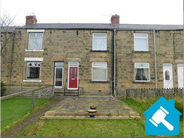 2 Bedrooms Terraced House for sale in MOSTYN TERRACE, COCKFIELD, BISHOP AUCKLAND