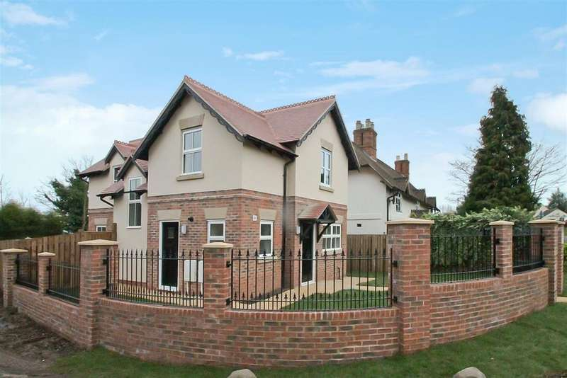 3 Bedrooms Detached House for rent in Upper Longdon, Rugeley