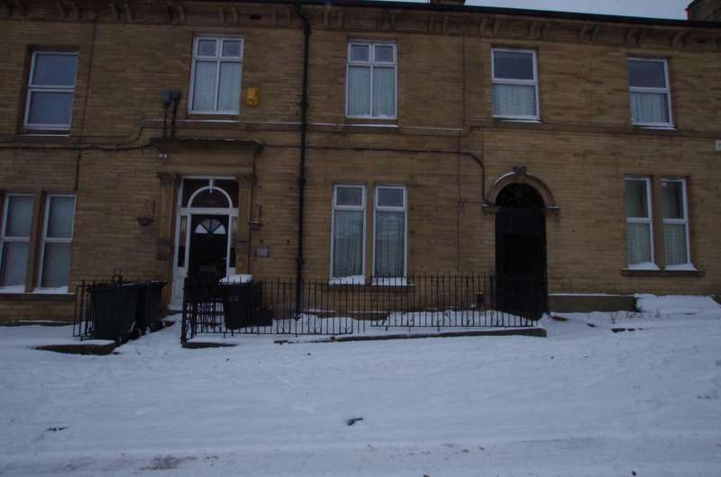 7 Bedrooms Terraced House for sale in HALLFIELD HOUSE - HALLFIELD ROAD, BRADFORD, BD1 3RQ