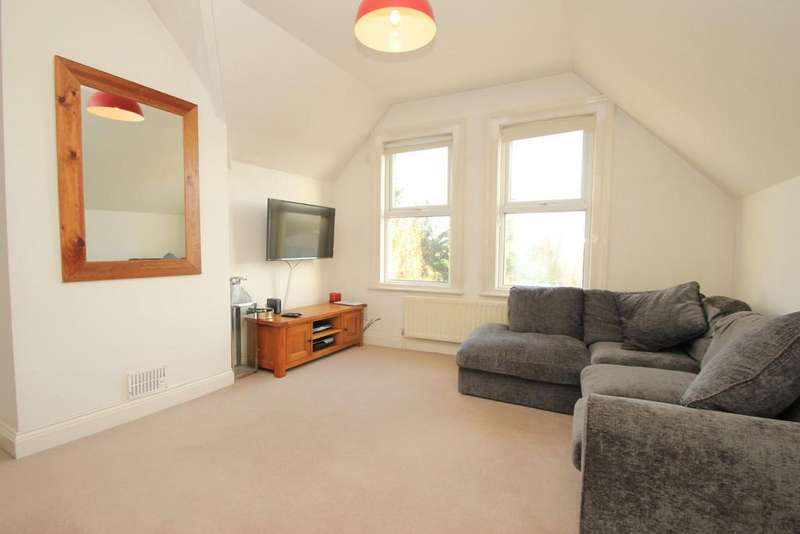 2 Bedrooms Flat for sale in Ewell Road