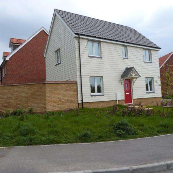 3 Bedrooms Detached House for rent in Elmbrook Close, Basildon, SS14 2FH
