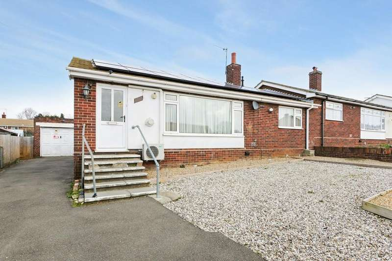 3 Bedrooms Semi Detached Bungalow for sale in Dales Road