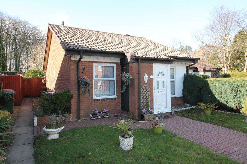 2 Bedrooms Semi Detached Bungalow for sale in Willetts Way, Heath Hill, Telford