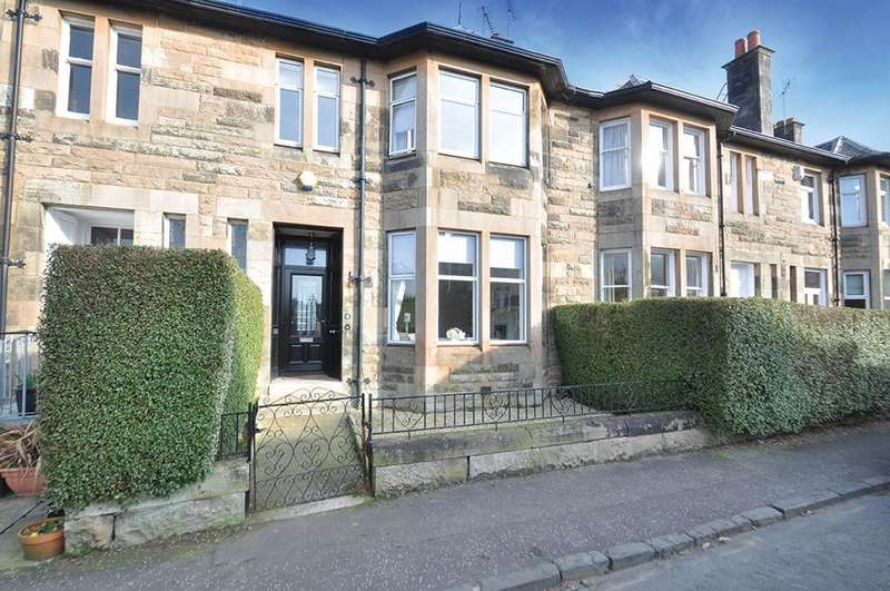 3 Bedrooms Terraced House for sale in Orchard Park, Giffnock, Glasgow, G46