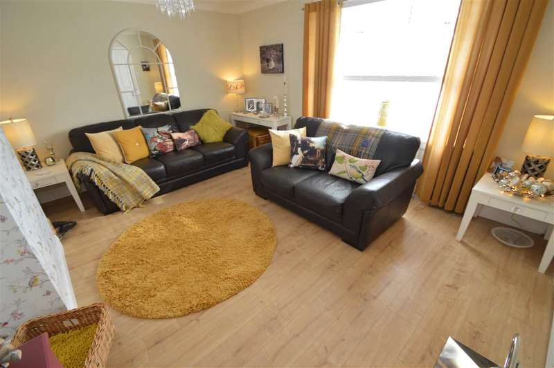 3 Bedrooms Terraced House for sale in Auldton Drive, Lesmahagow