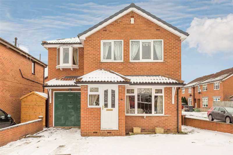4 Bedrooms Detached House for rent in Barley Rise, Strensall, York, YO32