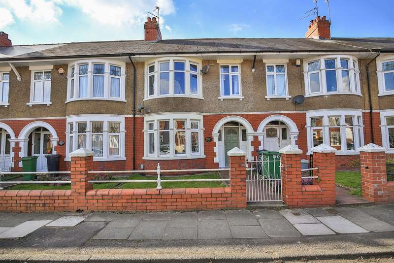 3 Bedrooms Terraced House for sale in St Agnes Road, Heath, Cardiff
