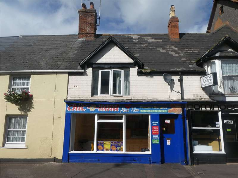 Shop Commercial for sale in North Street, Wellington, Somerset, TA21